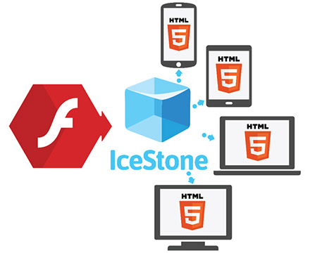 flash to html5 transpiler, convertor, engine
